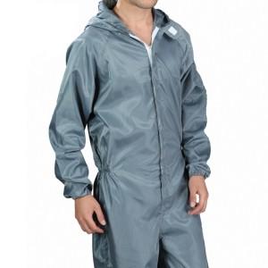 Серый-антистатические-комбинезон-кролик-костюм-чистая-одежда-защитная-одежда-ручная-роспись-чистая-одежда-с-капюшоном-рабочая